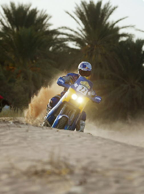 Dakar Photo Shoot of Chris #22 in Africa