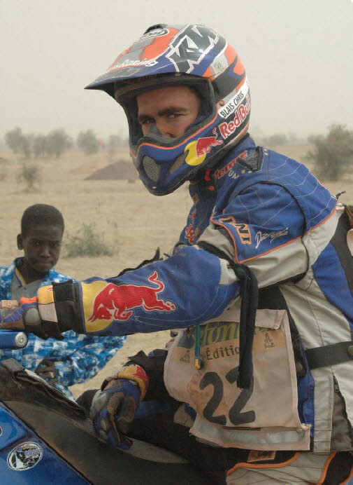 Stage 13 - Course with obstacles through Mali's bush land